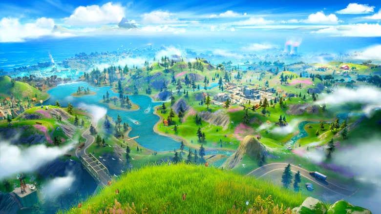 fortnite season 3 map changes