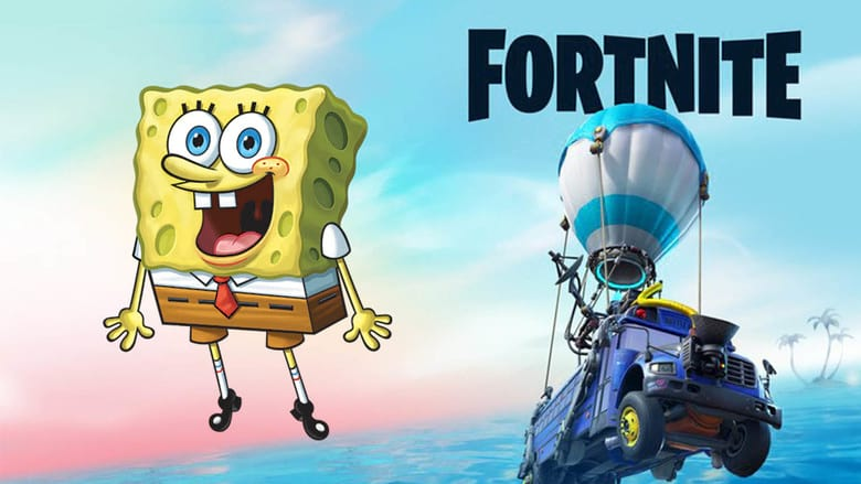 fortnite spongebob season 3