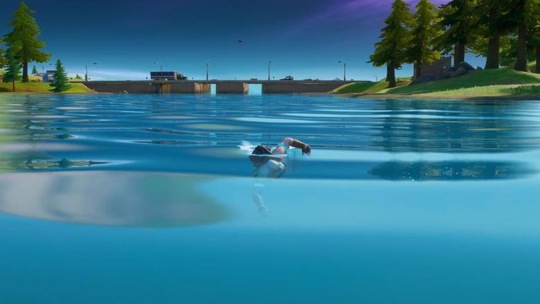 fortnite water level season 3