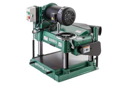 Grizzly Industrial G0815 15-Inch Heavy-Duty Planer