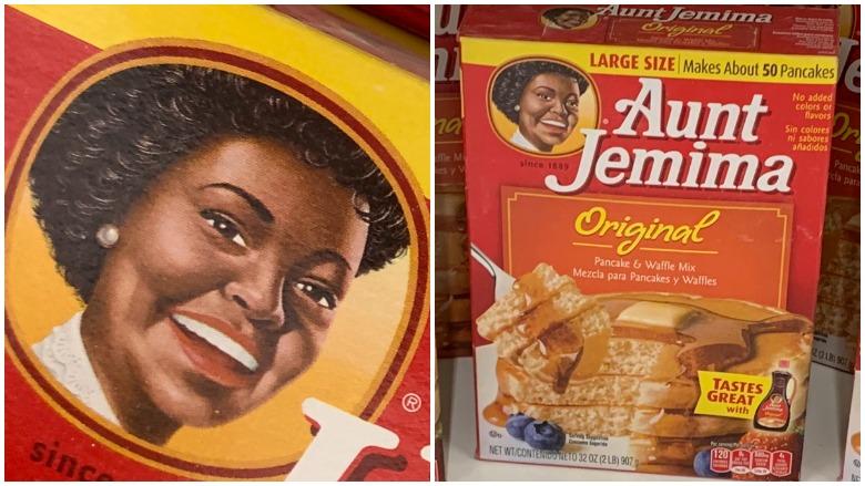 aunt jemima quaker oats, aunt jemima, aunt jemima anne harrington, aunt jemima dropped