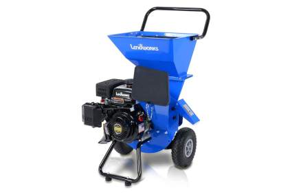 Landworks 7HP 212cc Gas-Powered Mini Wood Chipper