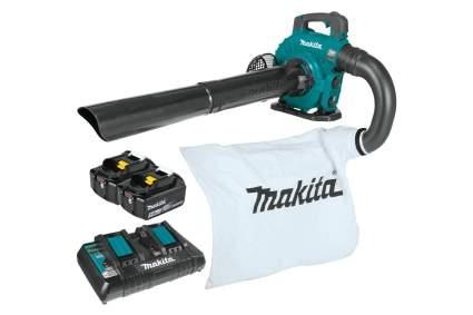 Makita XBU04PTV 18V X2 LXT Cordless Blower & Vacuum
