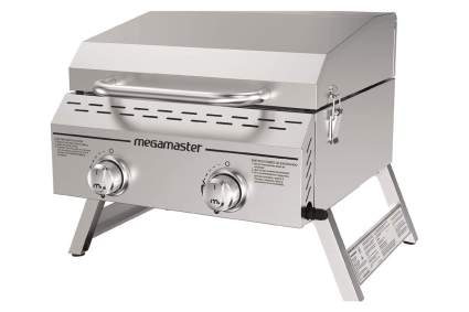 Megamaster 2-Burner Tabletop Gas Grill