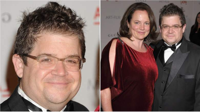 Michelle McNamara Patton Oswalt