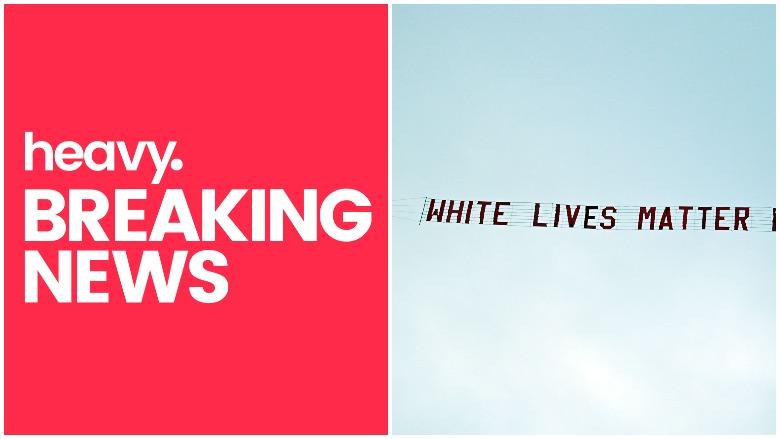 White Lives Matter Burnley