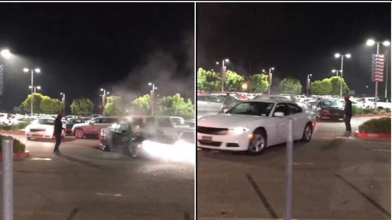 San Leandro Dodge Chrysler Dealership