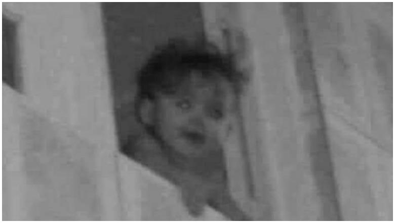 Baby in Window