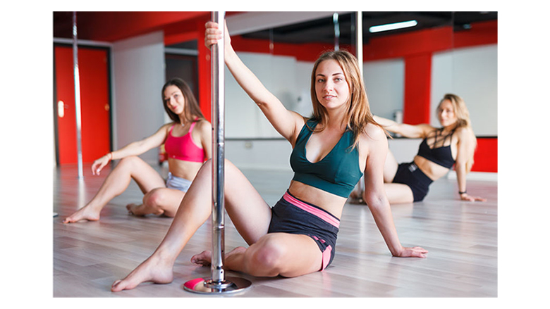 pole dancing poles