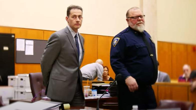Rod Covlin in court