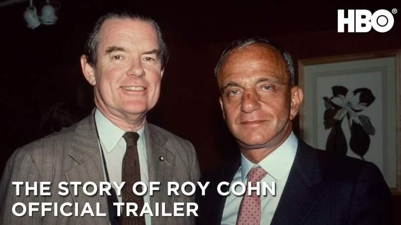 HBO's Roy Cohn documentary