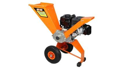 Speed Force 6.5 HP 208cc Gas-Powered Wood Chipper