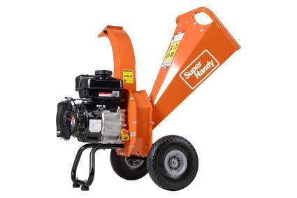 SuperHandy 7 HP 212cc Mini Wood Chipper