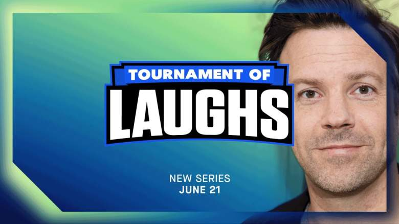 Jason Sudeikis hosts TBS new virtual comedy competition, Tournament of Laughs