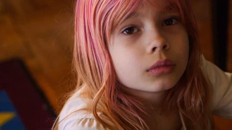 Transhood documentary subject Avery