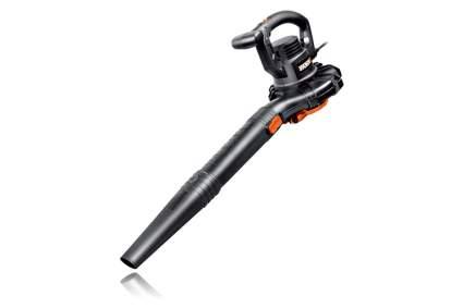 Worx WG507 12 Amp Corded Blower Mulcher Vacuum