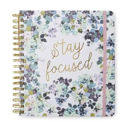 2020-2021 Stay Focused Planner
