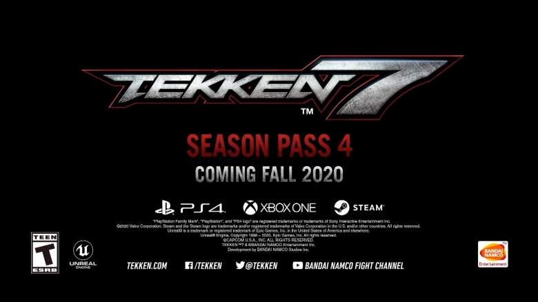 Tekken 7 Season 4 Soulcalibur Vi Setsuka Reveal Trailers Heavy Com