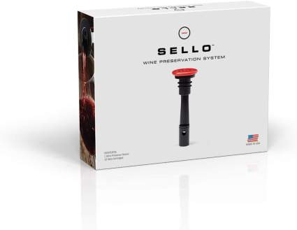 Sello 2 Wine Preservation System