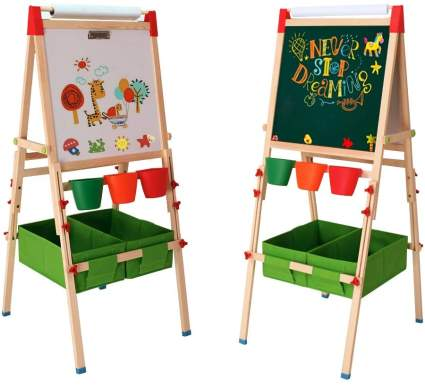 Arkmiido Kids Easel with Paper Roll