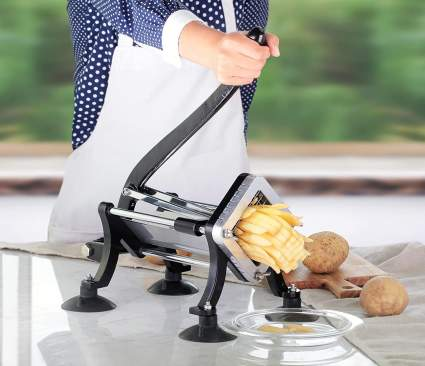 New Star Foodservice 43204 Commercial Grade French Fry Cutter