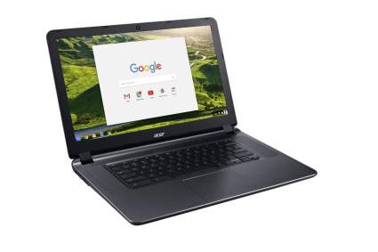 Acer Chromebook 15 laptop for high school students