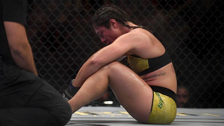 UFC Fighter Bethe Correia