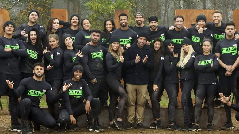 The Challenge: Total Madness season 35 cast photo