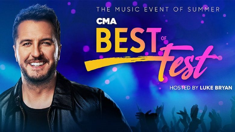 CMA Best of Fest Lineup