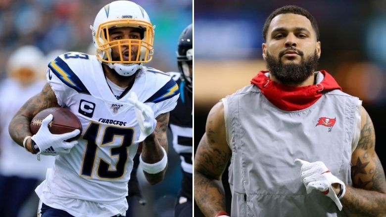 Mike Evans Fires Back At Keenan Allen You Not On My Level Bro Heavy Com