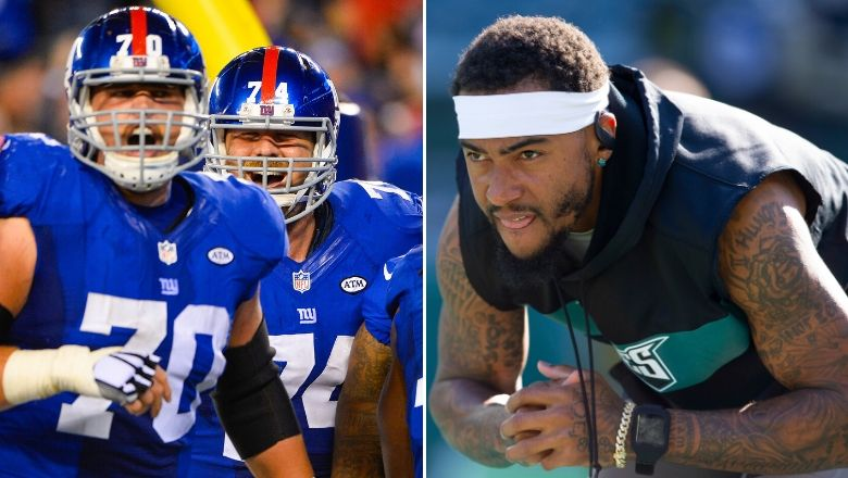 Geoff Schwartz not surprised by players' lack of outrage over DeSean Jackson's Hitler quote