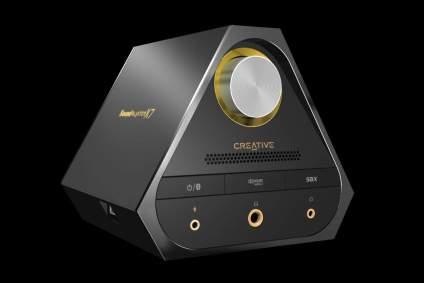 Creative Sound Blaster X7 external sound card