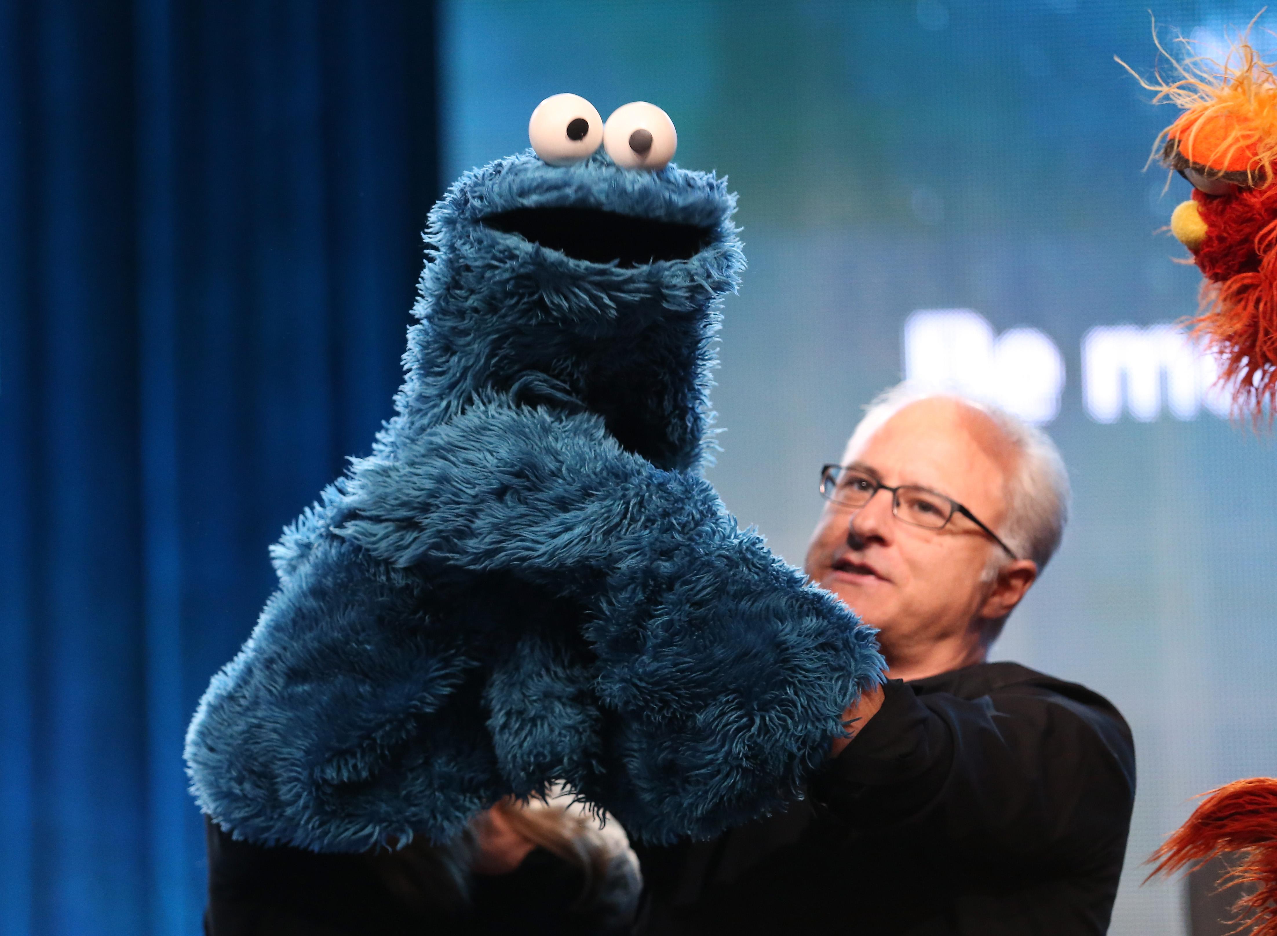david rudman muppets