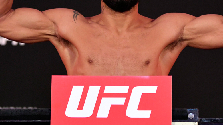 UFC Champ Deiveson Figueiredo