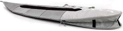 "FCS Day Funboard Dayrunner Surfboard Bag (Cool Grey, 6' 3"")"