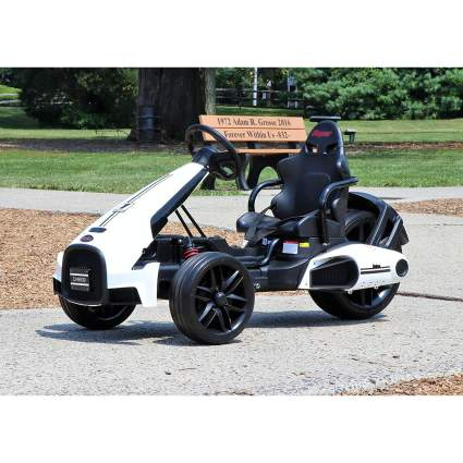 First Drive Electric Go Kart