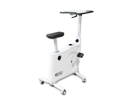 Fit Right 8 Level Magnetic Resistance Exercise Bike Desk
