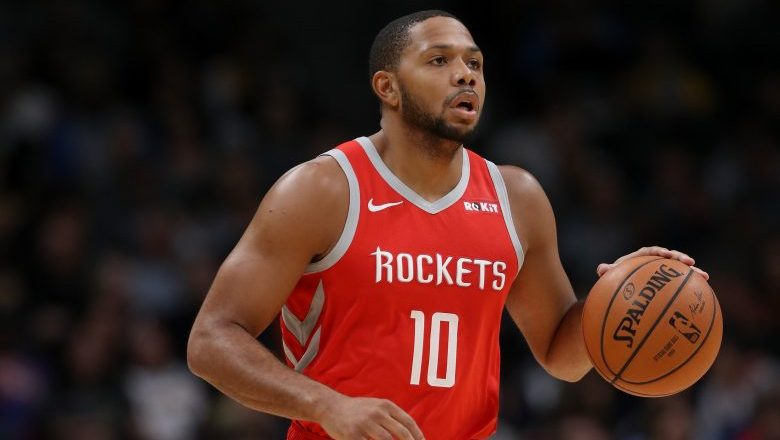 Explosion is back for Eric Gordon after 12-pound weight loss
