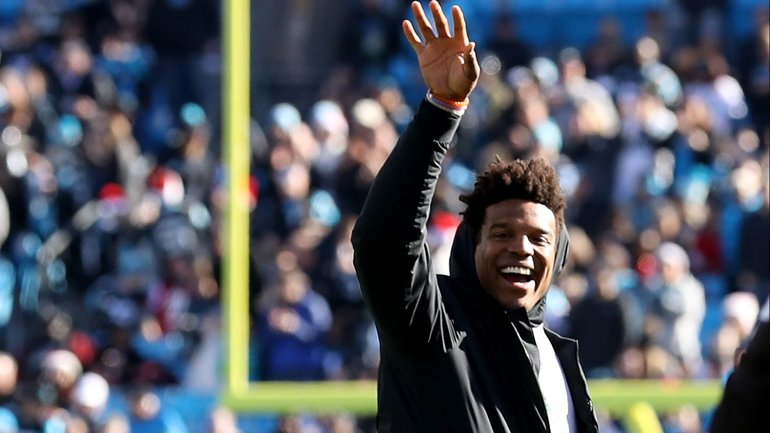 Patriots Signaling Cam Newton as QB1 After Big Instagram Welcome Video