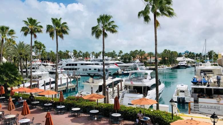 Bahamas travel