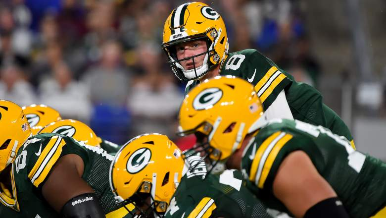 Packers Cut Cole Madison