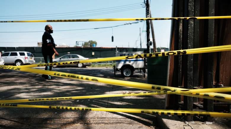 Brooklyn Crime Scene