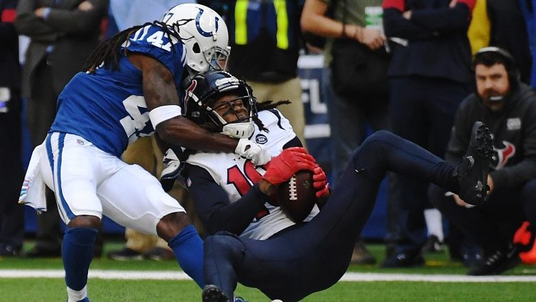 Giants Claim Ex-Colts, Broncos CB Shakial Taylor off waivers