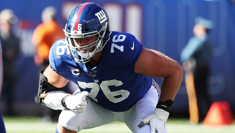 Giants' Nate Solder opts out of the 2020 NFL season
