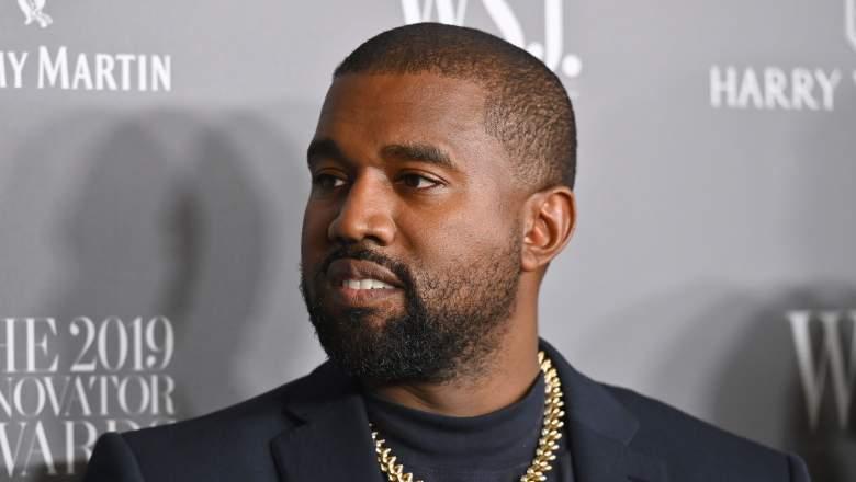 Kanye West is running for President.