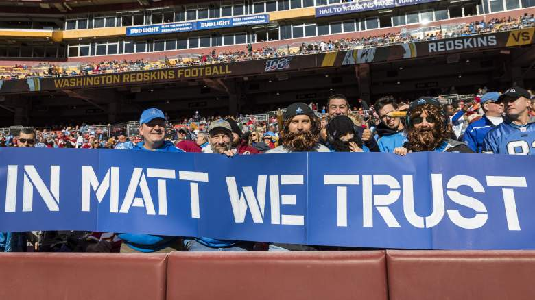 Lions Fans