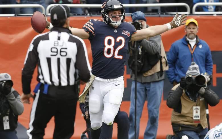 Bears cut TE Ben Braunecker