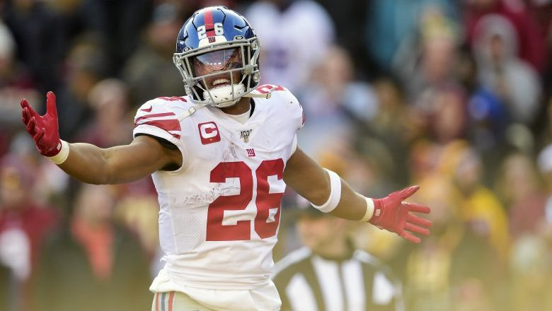 Maurice Jones Drew Doesn't Believe Saquon Barkley is a top-5 RB, calls his Pass Pro Skills 'horrible'