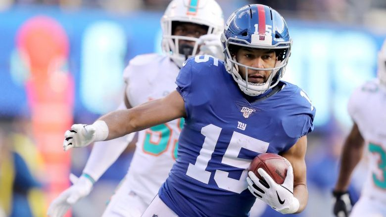 Is Golden Tate's Time with the Giants Running Out?