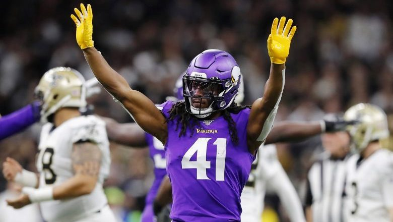 Giants entertained trading for Vikings safety Anthony Harris
